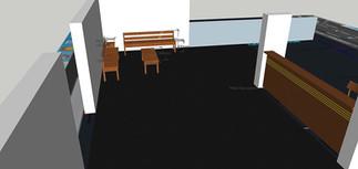 Computerised 3 D rendering