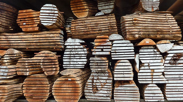 We have a huge and unique stock of wood ready for you
