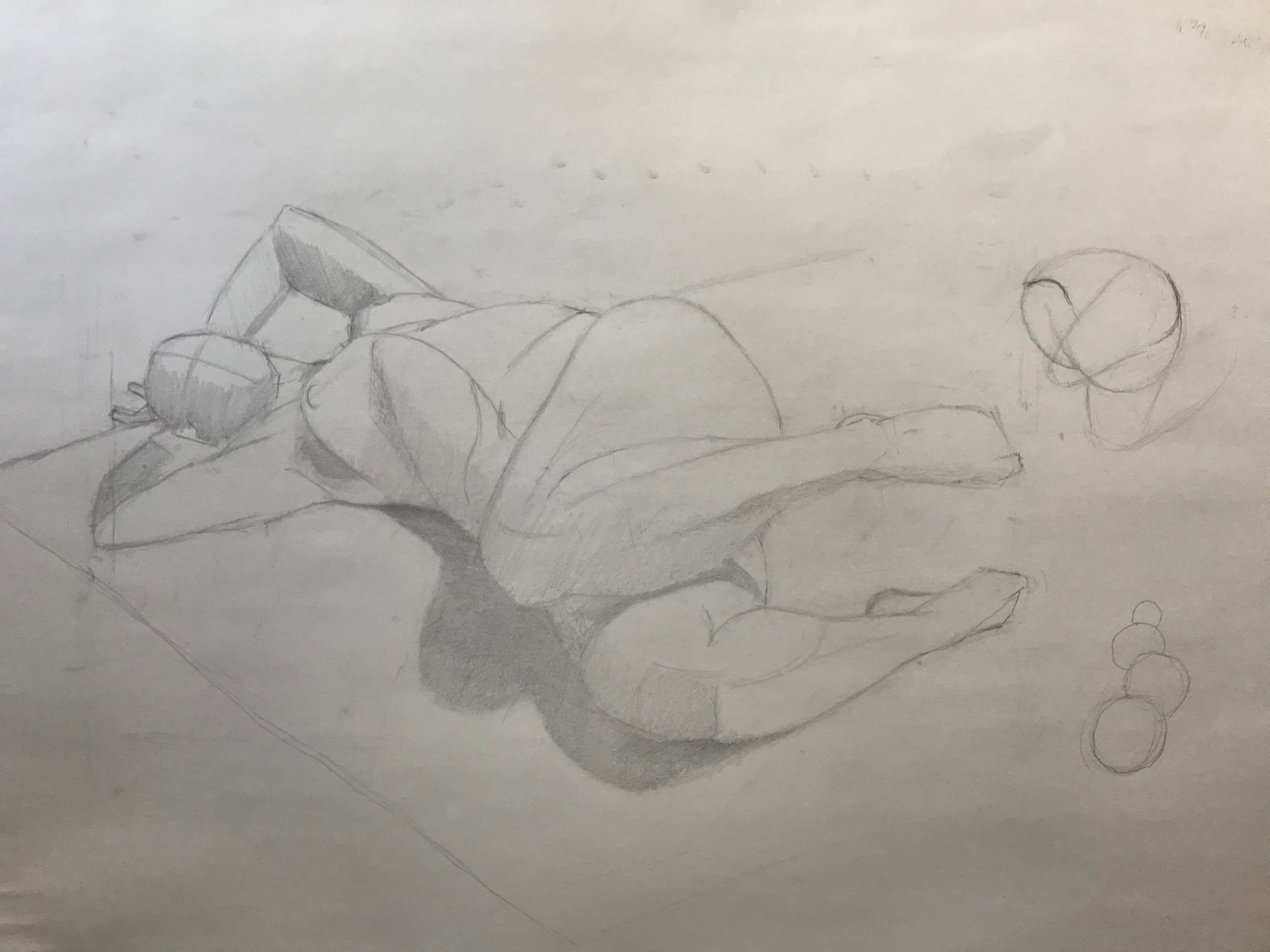 Constructive Figure Drawing