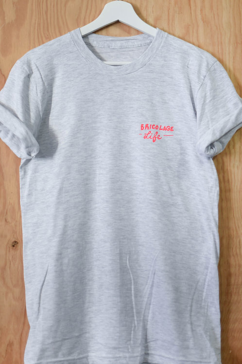 T-Shirt BRICOLAGE LIFE