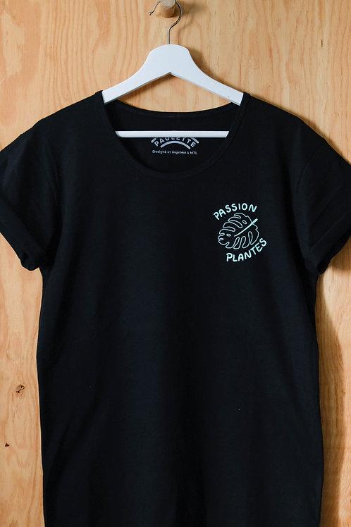 T-Shirt PASSION PLANTES