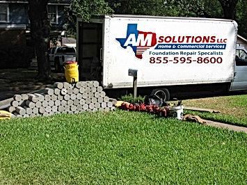 AM Solution Foundaton Repair Specialist, Houston