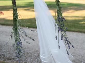 Le mariage lavande