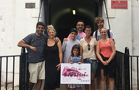 27.08.18 - History Tour - Galicia, Barce