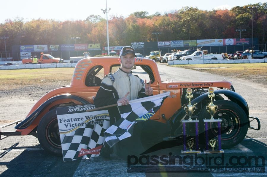 RaceChoice com Driver Profile Series: Hersey Ready to Help Kick off