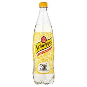 Schweppes 1ltr Slimline Tonic Water