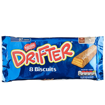 Nestle 8pk Drifter Biscuits
