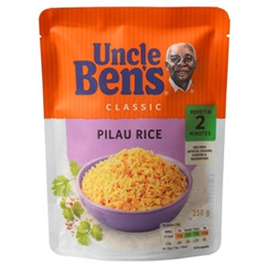 Uncle Ben's 250g Classic Pilau Rice