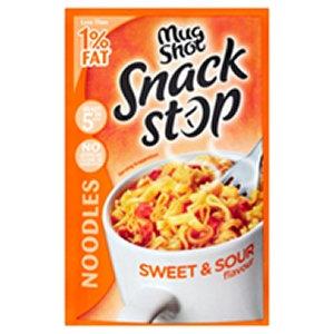 Mug Shot 60g Sweet & Sour Snack Stop
