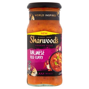 Sharwood's 420g Red Curry Cooking Sauce