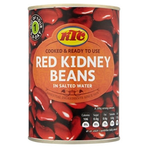KTC 400g Red Kidney Beans