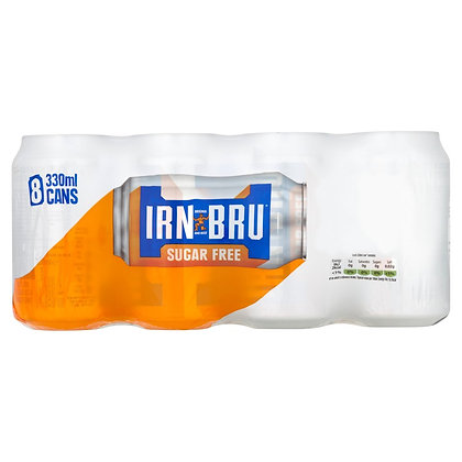 Barrs 8 for 6 6 x 33 Diet Irn Bru