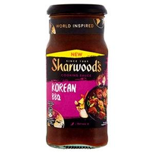 Sharwood's 420g Korean BBQ Cooking Sauce