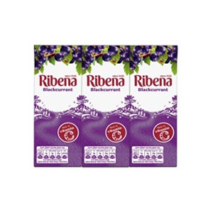 Ribena 6pk Carton Blackcurrant