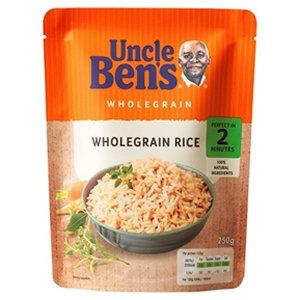 Uncle Ben's 250g Wholegrain Rice