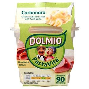 Dolmio 270g Carbonara Pasta Vita