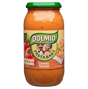 Dolmio 500g Creamy Tomato Pasta Bake