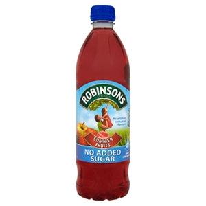 Robinsons 1ltr Summerfruits Fruit & Barley