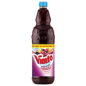 Vimto 1.5litre No Added Sugar Cordial