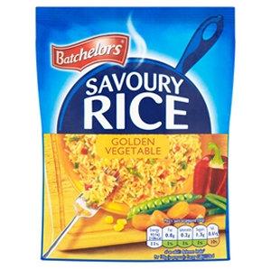 Batchelors 120g Savoury Golden Rice