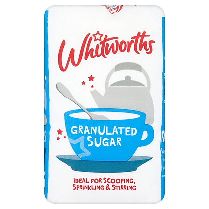 Whitworths 1kg Granulated Sugar