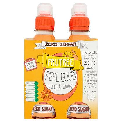 Frutree 4pk Peel Good Orange & Mango