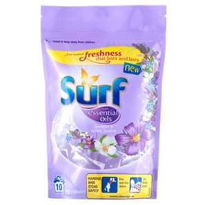 Surf 10 W Capsules Lavender/ Jasmin