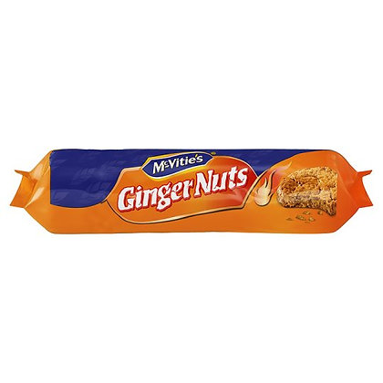 McVitie's 250g Gingernuts Biscuits