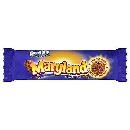 Maryland 230g Double Choc Cookies