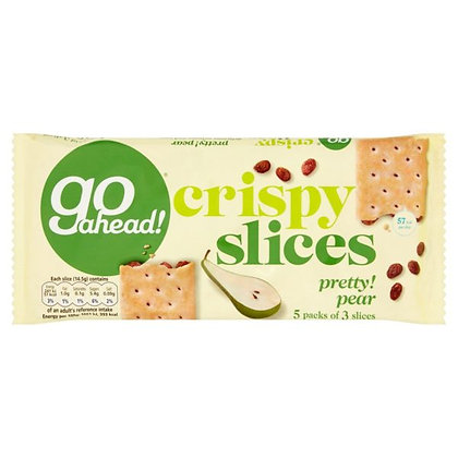 Go ahead! 5pk Pear Crispy Slice