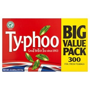 Typo Tea300p Typhoo Tea Bags