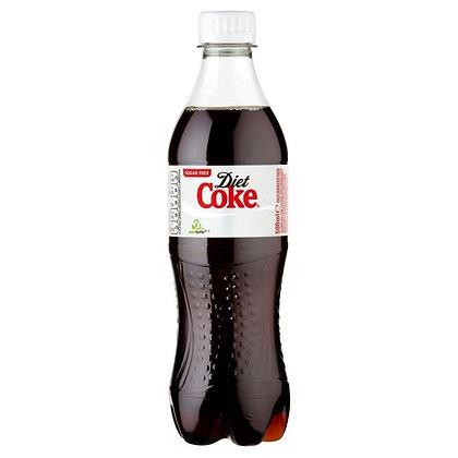 Coca Cola 500ml Diet Coke