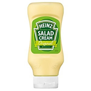 Heinz 425g Top Down Salad Cream