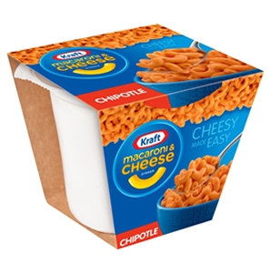 Kraft 330g Chipotle Macaroni & Cheese