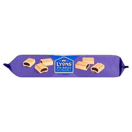 Lyons 200g Fig Rolls