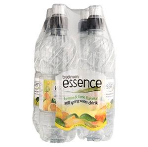 Trederwen 4pk Lemon & Lime Water