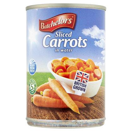 Batchelors 400g Sliced Carrots