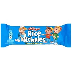 Kellogg's 6pk Rice Krispies Cereal Bars