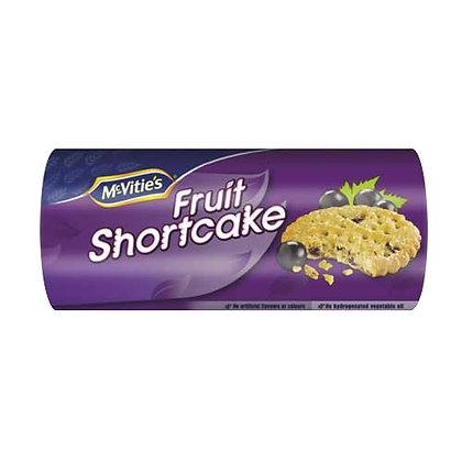 McVitie's 200g Fruit Shortcake