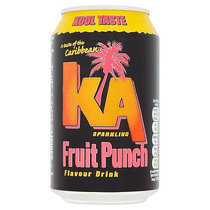 KA 330ml Sparkling Fruit Punch