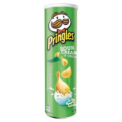 Pringles 190g Sour Cream & Onion