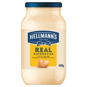 Hellman's 600g Mayonnaise