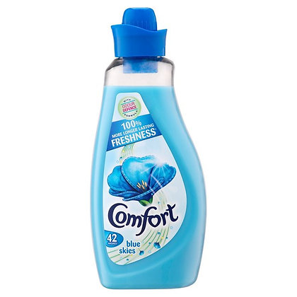 Comfort 42 W Blue Skies Fabric Conditioner