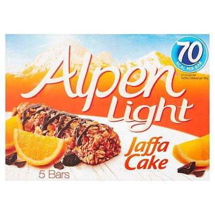 Alpen 5 x 19 Light Jaffa Bar