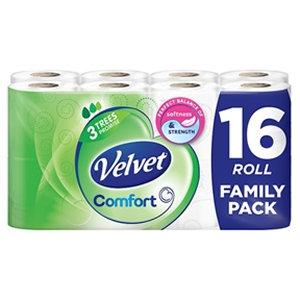 Velvet 16k Comfort Roll
