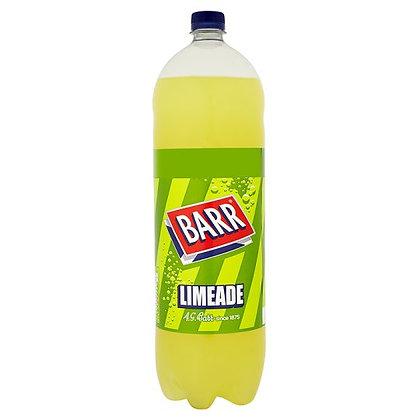 Barrs 2ltr Limeade