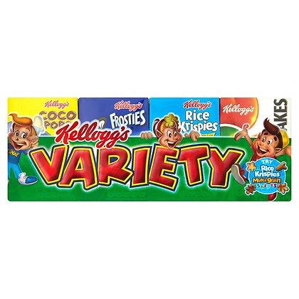 Kellogg's 8pk Variety