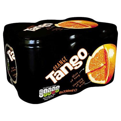 Tango 6pk Orange