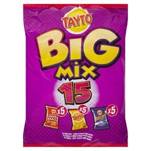 Tayto 15pk Big Mix