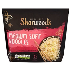 Sharwood's 300g Medium Soft Noodles